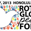 Design Thinking at the Hawaii Rotary Global Peace Forum