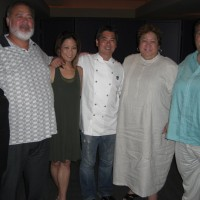 Fundraiser: Chef Roy Yamaguchi Extends Aloha to Japan
