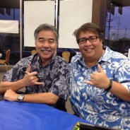 Building a community for the David Ige for Governor 2014 campaign