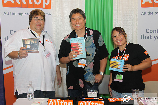 Guy Kawasaki with Noe and NEENZ